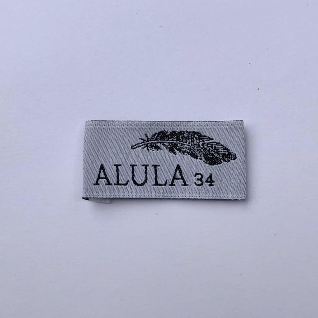 Woven labels for example
