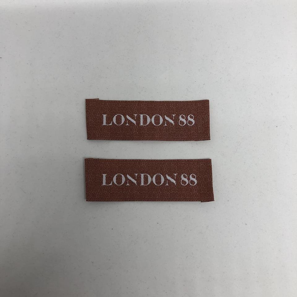Woven Label Samples
